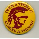 USC- Once a Trojan, always a Trojan pin.