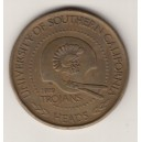 1979 USC football Coin toss coin