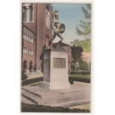Postcard Tommy Trojan USC early color