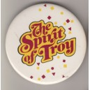 The spirit of Troy pin