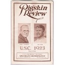 1923 Cal vs. USC Pigskin review