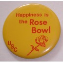 Happiness is the Rose Bowl pin