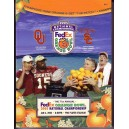 2005 Orange Bowl Program USC vs. Oklahoma