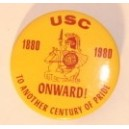 Onward to another century of pride USC pin