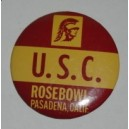 Large USC Rose Bowl pin