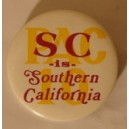 SC is Southern California pin