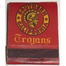 University Bookstore semi full matchbook.