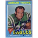 Adrian Young - autographed trading card