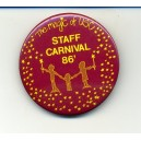 The Magic of USC Staff Carnival pin