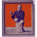 1935 Wheaties Howard Jones card