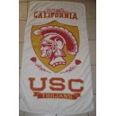 USC Trojans beach towel