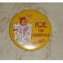 Ice the Sun Devils Go USC pin