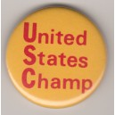 United StatesChamps pin