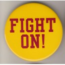 Fight On! pin