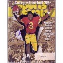Keyshawn Johnson signed Sports Illustrated