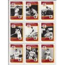 1990 Smokey the Bear USC Baseball set