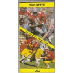 1985 USC Football media guide
