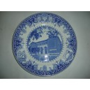 School of Law 1933 Wedgwood USC plate