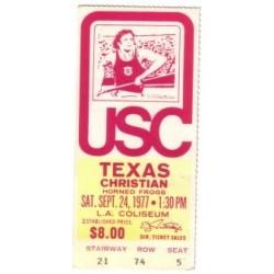 1996 USC football media guide