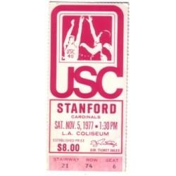 1995 USC football media guide