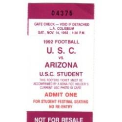 1971 USC football media guide