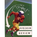 1949 USC vs. Oregon program.