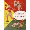 1952 USC vs. Washington State program.