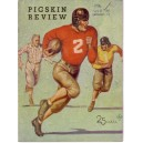 1936 USC vs. Oregon pigskin review