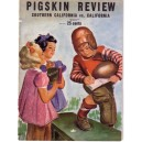 1938 USC vs. California Pigskin Review