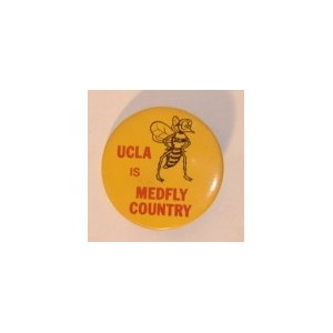 UCLA is Medfly country