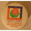 100th year Rose Bowl Pin