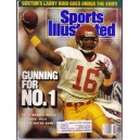 1988 Sports Illustrated- Rodney Peete