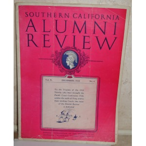 1928 Alumni Review- National Championship