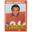 1971 Mike Garrett Topps card