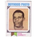 1973 Mike Garrett Topps card