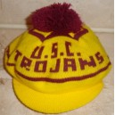 1979 Rose Bowl knitted beanie.