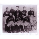 1889 USC Athletic team photo