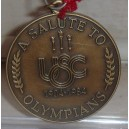1984 Salute to USC olympians medallion.
