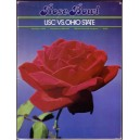 1980 Rose Bowl Program USC vs. Ohio State